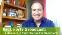 4 Elements in Your Plea for The Uncertainly (3-22-17)