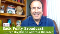3 Deep Breaths to Address Disorder (4-12-17)