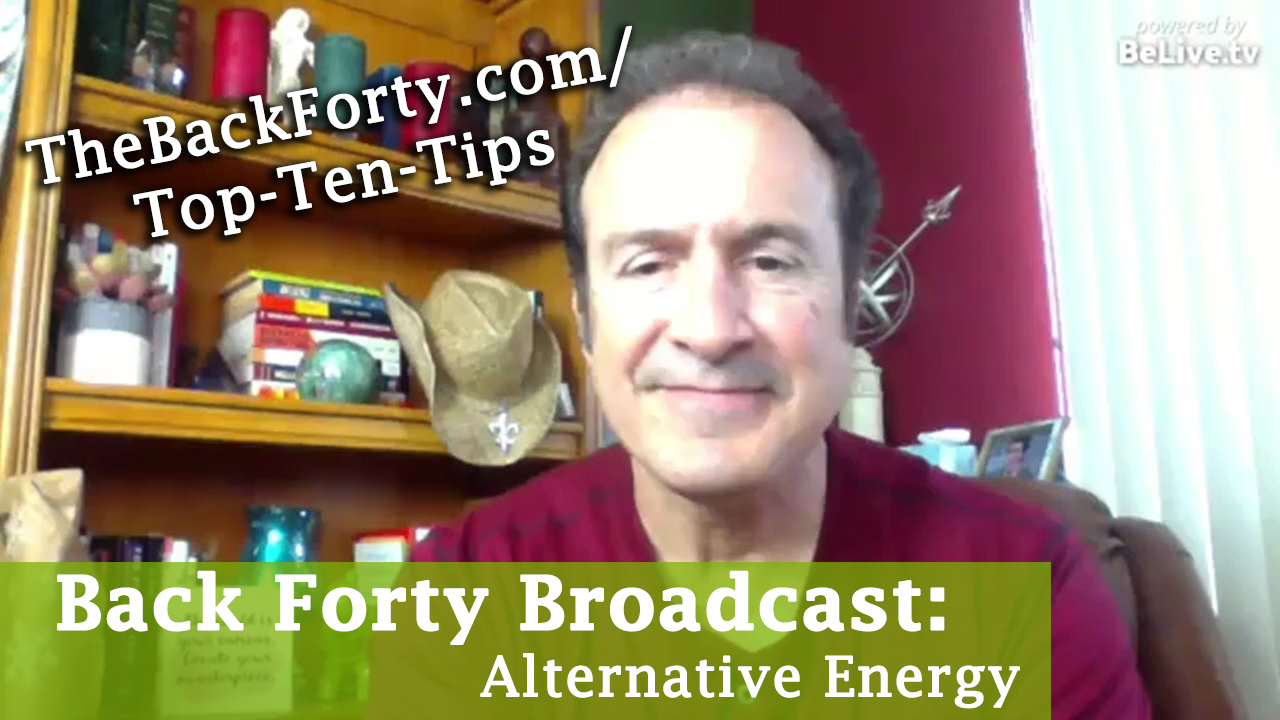 Alternative Energy (5-17-17)