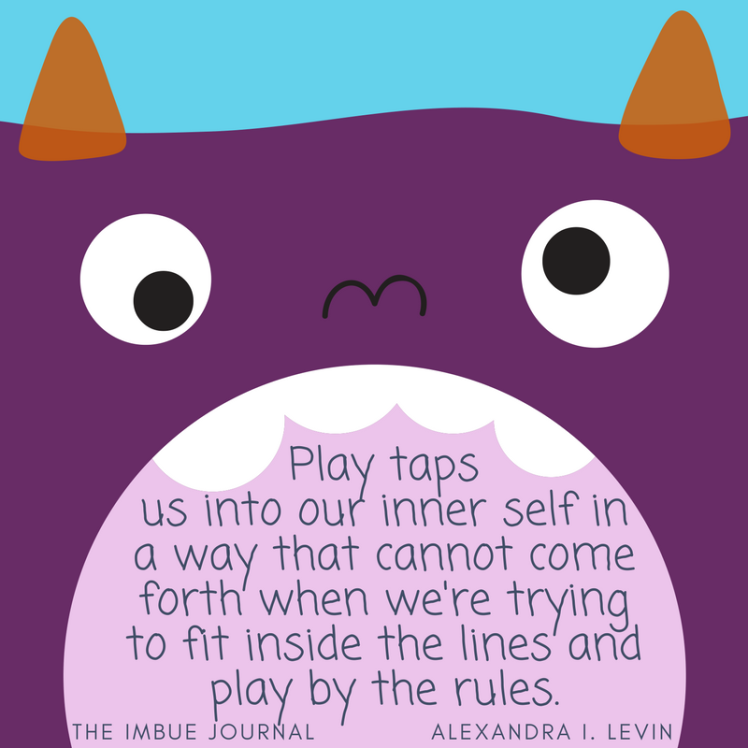 Play taps us into our inner self